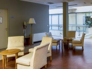 MedCity Egészségközpont váró