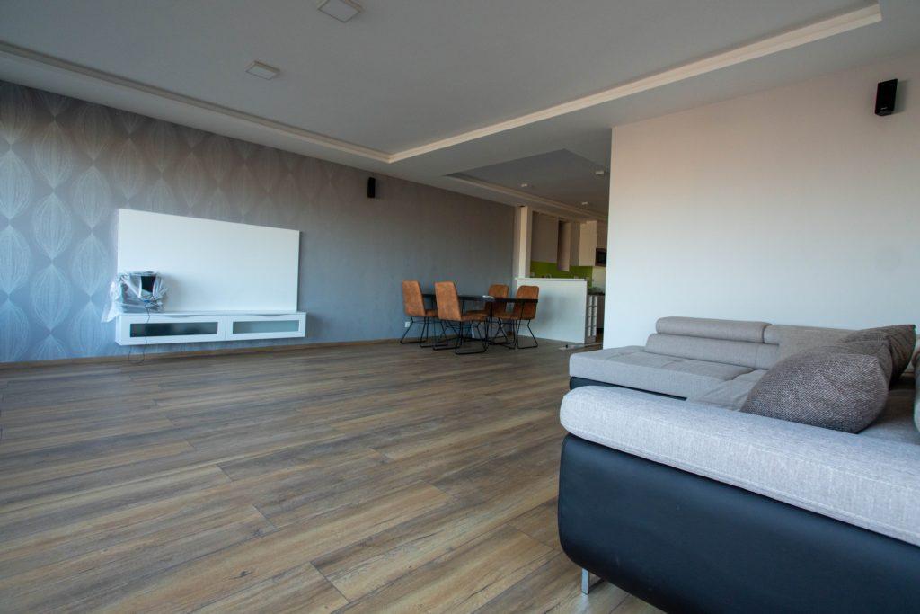 Kiadó lakás nappali