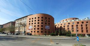 Parkolóház, Orzcy tér